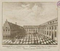 't Burger Wees-Huys, voor de Meisjes; zaamen aan gelegt in het iaar 1523
