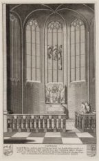 Capelle In de St. Marie, anders gent. S. Catrina-kerk tot Amsterdam, aen de o.z.…