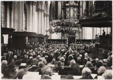 Herdenking van de 250ste sterfdag van Michiel Adriaensz de Ruijter in de Nieuwe …
