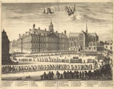 Lyk-Statie van den Heere Michiel de Ruyter Hartog, Ridder, etc. Luytenant Admira…