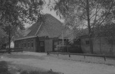 Poppendammergouw 19, zijgevels woonhuis en stal