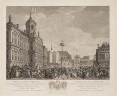 Feest der Vrijheid, Gevierd te Amsterdam, op het Plein der Revolutie de 4den Maa…
