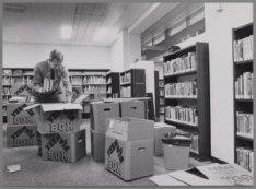 Inrichting van de openbare bibliotheek, Bertelmanplein 90