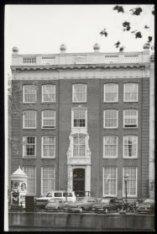 Gebouw d'Bruynvis, Keizersgracht 105 met de Katholieke Theologische Hogeschool, …