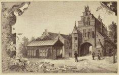 Ingang Oud-Holland