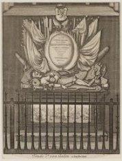 Tombe de Van Galen a Amsterdam