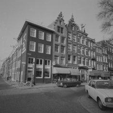 Elandsgracht 130 (ged.) - 148 v.r.n.l. en links van de hoek Lijnbaansgracht ca. …