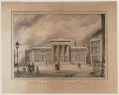 Beurs ingewijd op den 10e September 1845
