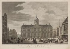 Het Stadhuis van vooren