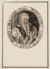 Martinus Lydius (1539 - 1601)