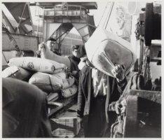 Handelskade, Oostelijke met op de achtergrond de Javakade