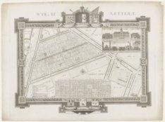 Kaart van burgerwijk 51