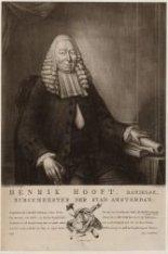 Henrik Hooft Danielsz. (23-06-1716 / 31-08-1794)
