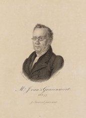 Jan van 's Gravenweert (25-08-1790 / 27-03-1870)
