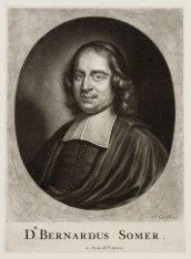 Bernardus Somer (1642-1684)