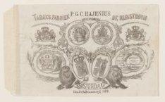 P.G.C. Hajenius. Tabaksfabriek De Rijnstroom