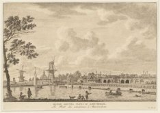 Hooge Amstel Sluis te Amsterdam