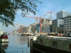 Bouw van nieuwbouwwoningen aan Westerdok 4-856