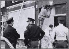 Gerard Doustraat 84, sluiting woonpand