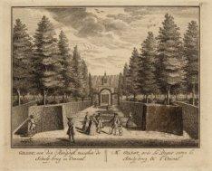 Gillot, aen den Ringdijk tusschen de Schulp-brug en Omval