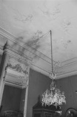 Keizersgracht 672, Museum van Loon, schouw en plafondschildering