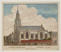 Zuiderkerk. Ao. 1614