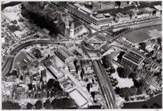 Metrobouw rond het Waterlooplein