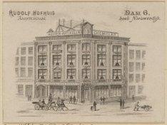 Heeren-Artikelen Rudolf Hofhuis Chemisier