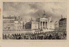 De nieuwe Beurs te Amsterdam, ingewijd den 16den september 1845