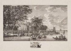 Uyttogt van zeshonderd gewapende Amsterdamsche burgeren na Utrecht, den 17den va…