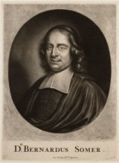 Bernardus Somer (21-01-1642 / 02-06-1684)