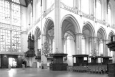 Dam 12, interieur Nieuwe Kerk