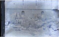 Artis, Plantage Kerklaan 40. Leeuwen op het Kerbertterras
