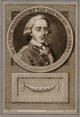 Diederik Johan van Hogendorp  (23-04-1754 / 25-03-1803)