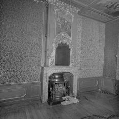 Keizersgracht 414, zaal in het achterhuis