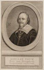 Adriaan Pauw (01-11-1585 / 21-02-1653)