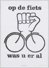 Op de fiets was u er al