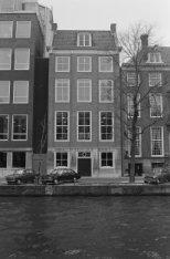 Herengracht 601 (ged.) - 605 (ged.), voorgevels