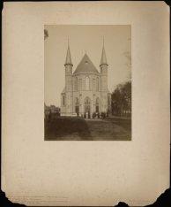 Rooms-katholieke kerk De Liefde (H.H. Nicolaas en Barbara), Bilderdijkstraat 23