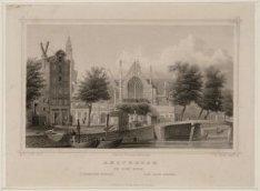 Amsterdam - De Oude Kerk