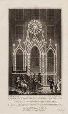 Afbeelding der Illuminatie voor het Huis van de Weled. Gestr. Heer Mr. P.C. Hass…