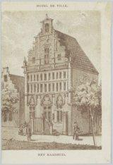 Hotel de Ville. | Het Raadhuis