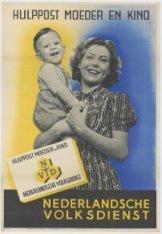 Hulppost moeder en kind