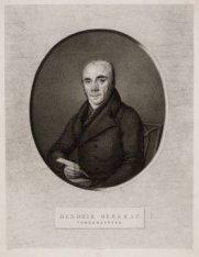Hendrik Berkman (15-08-1753 / 13-09-1835)