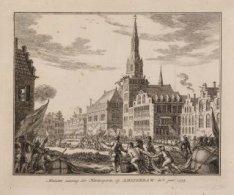 Mislukte aanslag der Herdooperen op Amsterdam, in 't jaar 1535