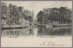 Amstel met Groene Burgwal
