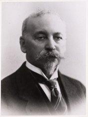 Mr. Zadok van den Bergh (1860-)
