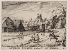 Iandaimen Bogaerdt, Onderweghe Sloterdyck