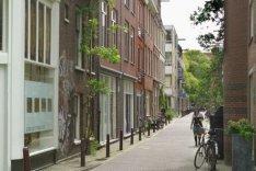 Tweede Looiersdwarsstraat 3A-C-11A-C (links, v.l.n.r.)