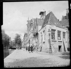 Lindengracht en rechts Lijnbaansgracht